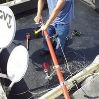 Instalação de para raios custo